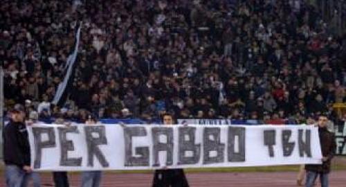 Lazio Roma: il derby per Gabbo